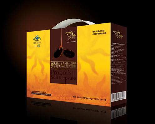 东方颐园蜂业/产品包装设计
